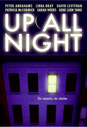 Up All Night book image