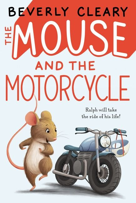 ae62589f5cf The Mouse and the Motorcycle - Beverly Cleary - E-book