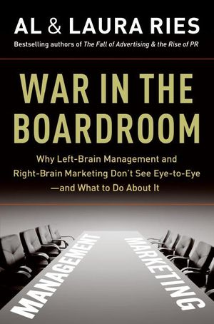 War in the Boardroom book image