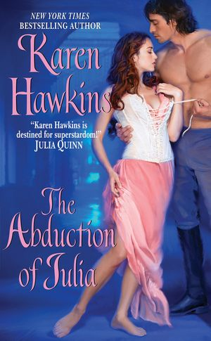 The Abduction Of Julia book image