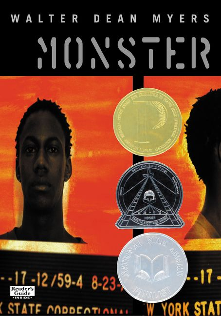 monster book by walter dean myers essay