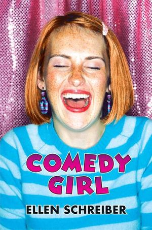Comedy Girl book image