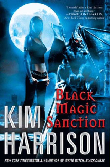 Book cover image: Black Magic Sanction