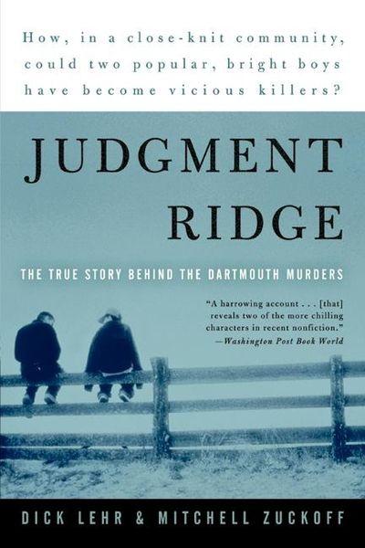 Book Web Sampler Judgment Ridge