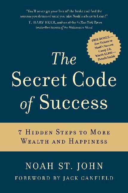The secret code of success noah st john e book the secret code of success read a sample enlarge book cover fandeluxe Gallery