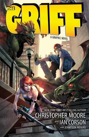 The Griff book image