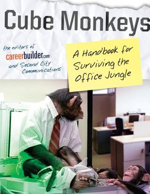 Cube Monkeys book image