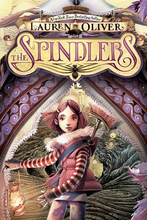 The Spindlers book image