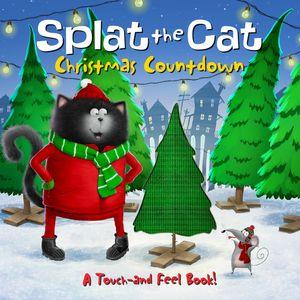 Splat the Cat: Christmas Countdown book image