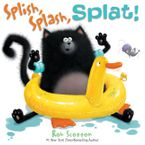Splish, Splash, Splat! Hardcover  by Rob Scotton
