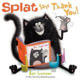Splat Says Thank You!