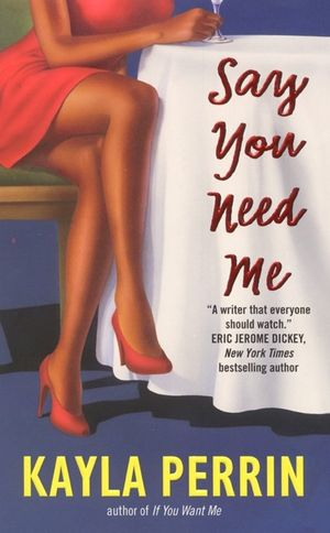 Say You Need Me book image