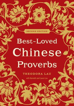Best-Loved Chinese Proverbs book image