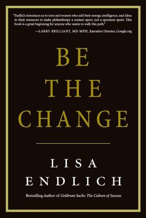 Be the Change book image