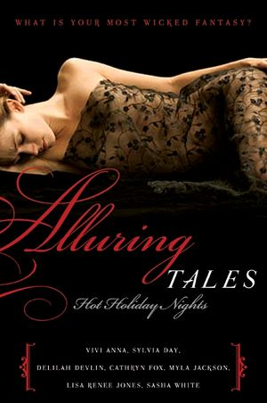 Alluring Tales: Hot Holiday Nights book image