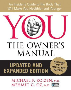 You: The Owner's Manual FAQs book image