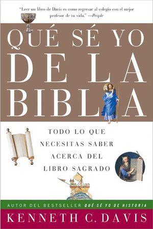 Que Se Yo de la Biblia book image