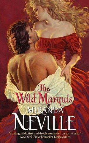 The Wild Marquis book image
