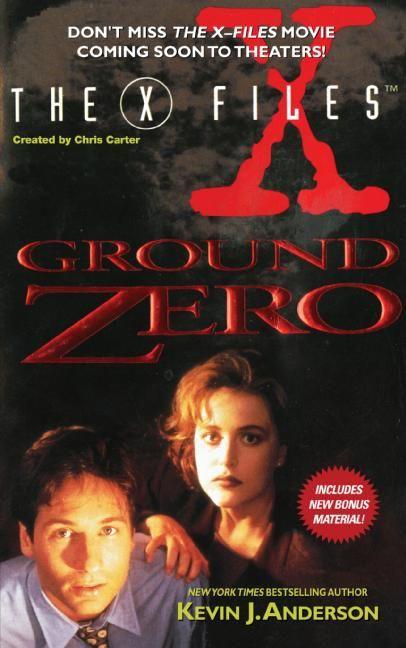 the x files comic ground zero read online