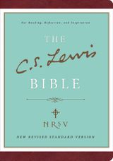 The C. S. Lewis Bible - Leather Edition