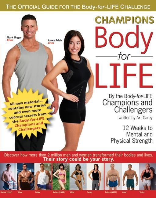 body for life book pdf