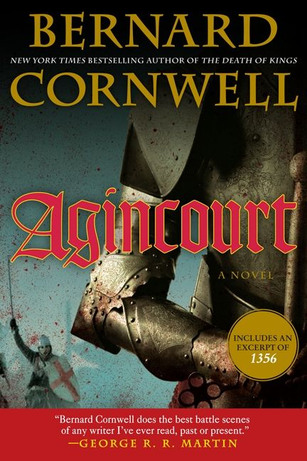 Agincourt bernard cornwell e book read a sample enlarge book cover fandeluxe Images