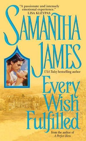 Every Wish Fulfilled book image
