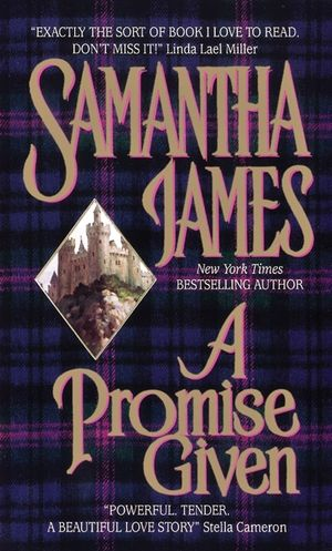 A Promise Given book image