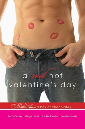 A Red Hot Valentine's Day book image