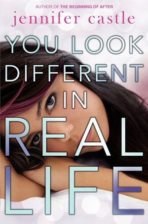 You Look Different in Real Life book image