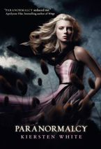 Paranormalcy Hardcover  by Kiersten White