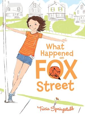 What Happened on Fox Street book image
