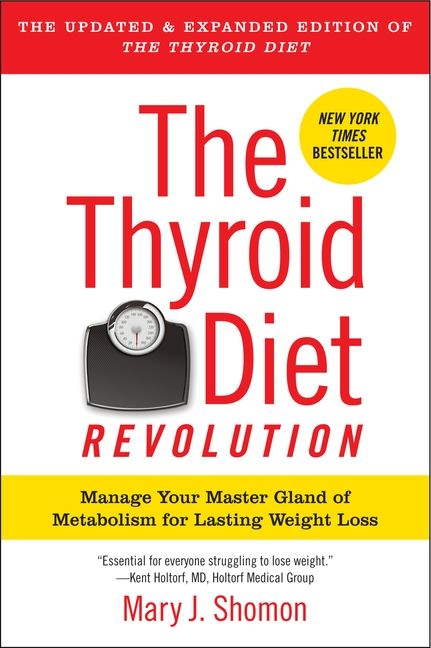 Everything thyroid diet book the