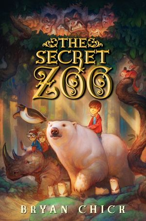 The Secret Zoo book image