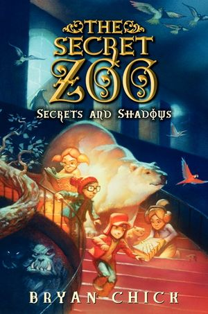 The Secret Zoo: Secrets and Shadows book image
