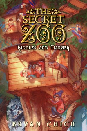 The Secret Zoo: Riddles and Danger book image
