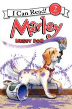 marley-messy-dog