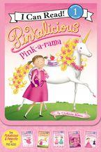 Pinkalicious: Pink-a-rama Paperback  by Victoria Kann