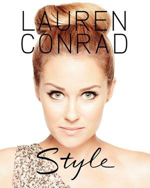Lauren Conrad Style book image