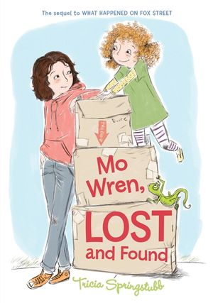 Mo Wren, Lost and Found book image