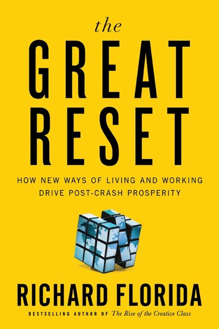 Book cover image: The Great Reset: How the Post-Crash Economy Will Change the Way We Live and Work