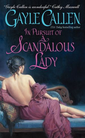 In Pursuit of a Scandalous Lady book image