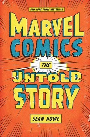 Marvel Comics book image