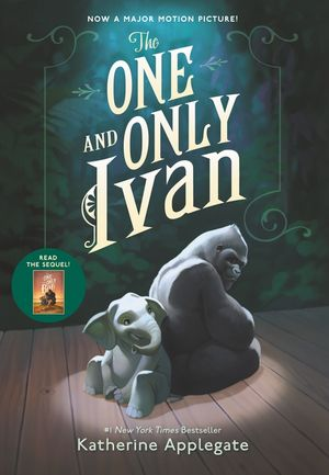The One and Only Ivan book image