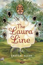 The Laura Line Hardcover  by Crystal Allen
