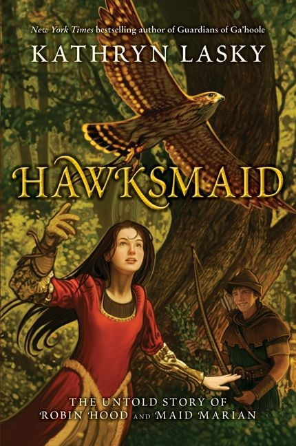 Image result for hawksmaid by kathryn lasky