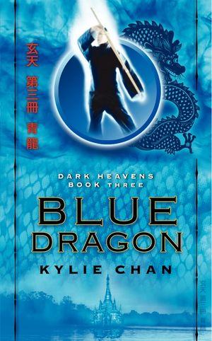 Blue Dragon book image