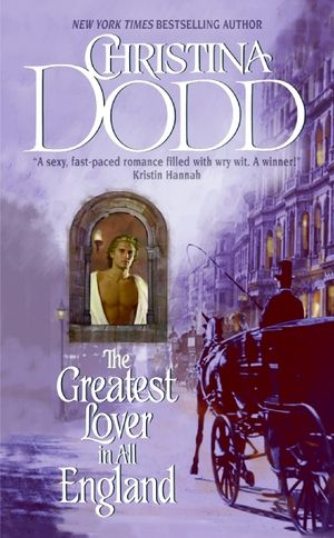 The Greatest Lover in All England book image