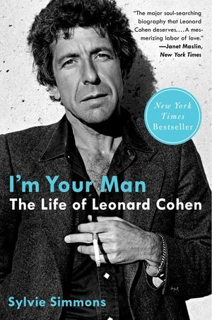 I'm Your Man book image