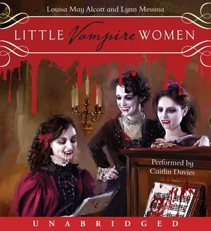Little Vampire Women book image